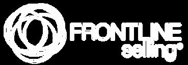 FRONTLINE-Selling-white-logo-e1498757755999
